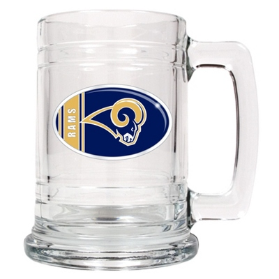 St. Louis Rams Beer Mug - Flasks & Beer Mugs