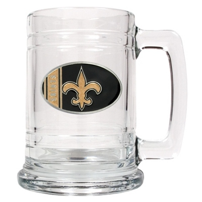 New Orleans Saints Beer Mug - UPC 825008215894
