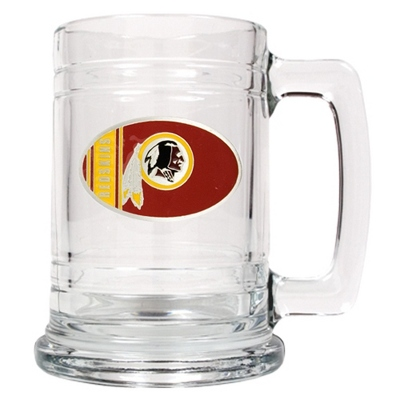 Washington Redskins Beer Mug - Flasks & Beer Mugs
