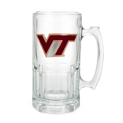 Virginia Tech University 34oz Moby Beer Mug