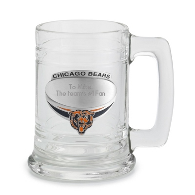 Chicago Bears Beer Mug - UPC 825008216891