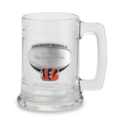 Cincinnati Bengals Beer Mug - Flasks & Beer Mugs