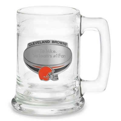 Cleveland Browns Beer Mug - UPC 825008216938