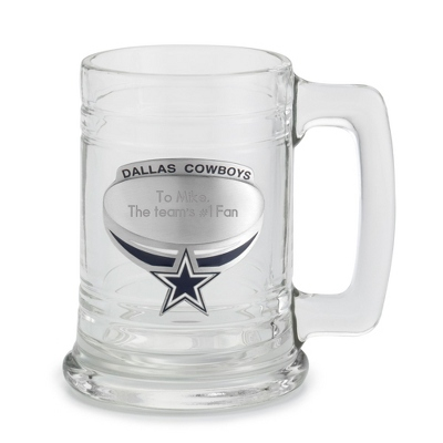 Dallas Cowboys Beer Mug - Flasks & Beer Mugs