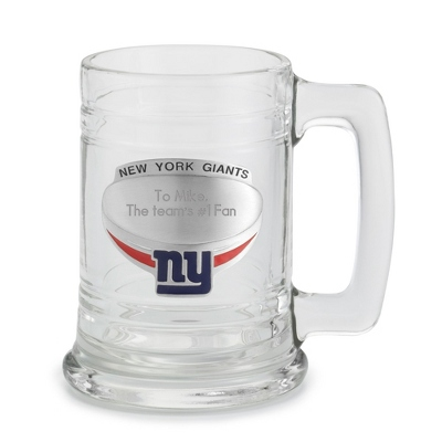 Engraved Giants Mug