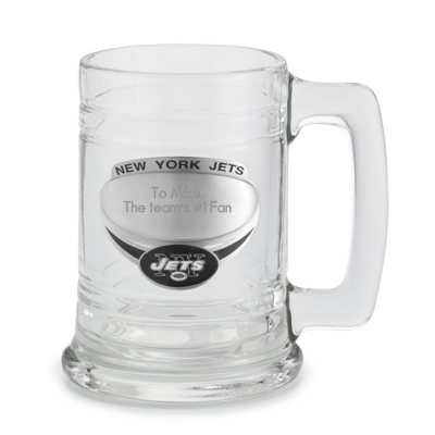 New York Jets Beer Mug - UPC 825008217058