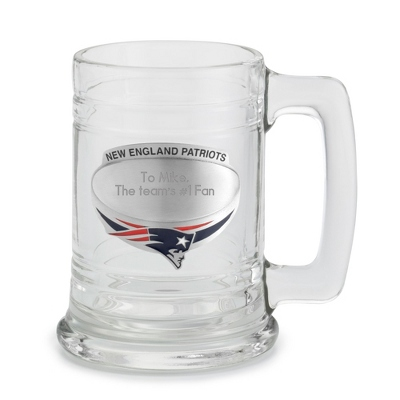 New England Patriots Beer Mug