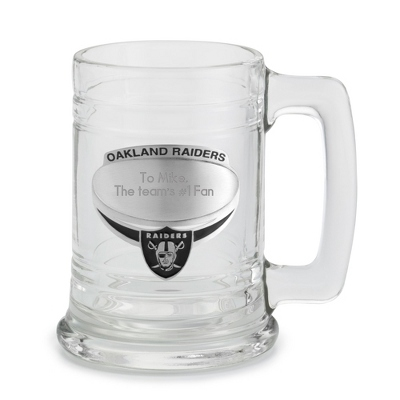 Oakland Raiders Beer Mug - $19.99