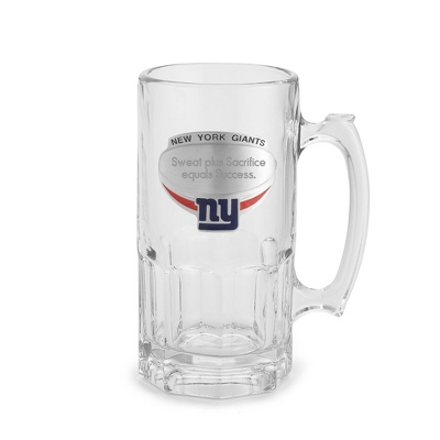 New York Giants Moby Beer Mug