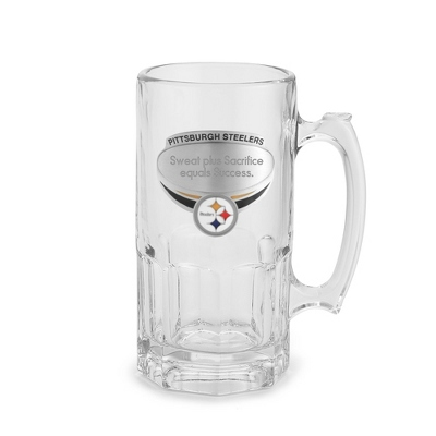 Pittsburgh Steelers Moby Beer Mug