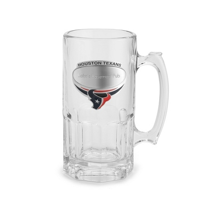 Houston Texans Moby Beer Mug