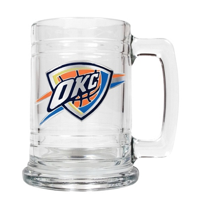 Oklahoma City Thunder Beer Mug