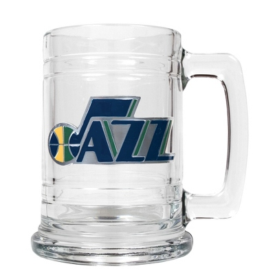 Utah Jazz Beer Mug - Flasks & Beer Mugs
