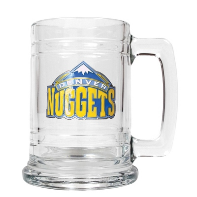Denver Nuggets Beer Mug