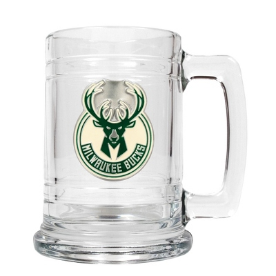 Milwaukee Bucks Beer Mug