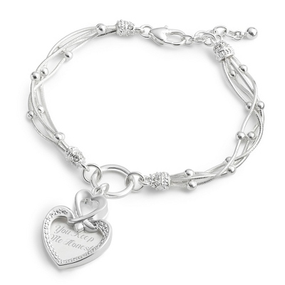 Me To You Bracelet with complimentary Filigree Keepsake Box