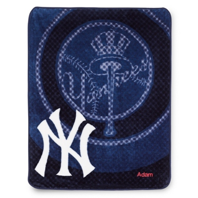 New York Yankees Throw - UPC 87918974210