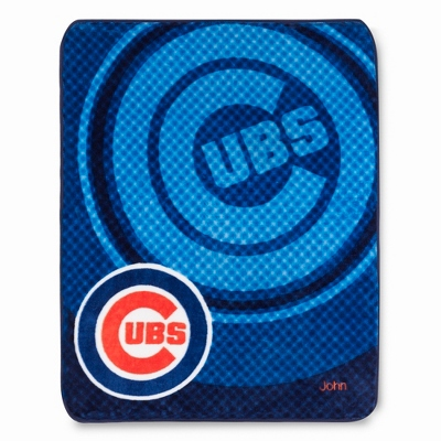 Chicago Cubs Throw - Embroidered Gifts Sale