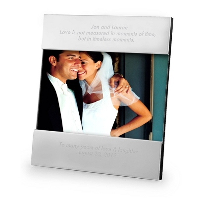 Personalized Modern Gallery Frame - $14.99