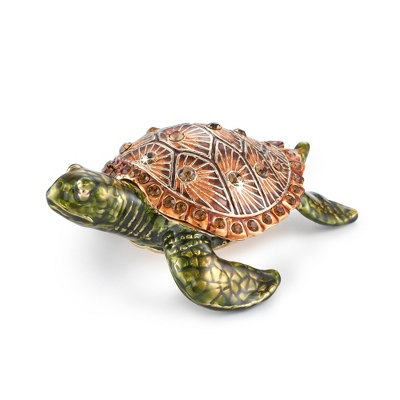 Sea Turtle Secret Message Box - Jewelry Boxes & Keepsake Boxes