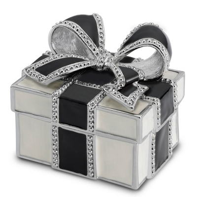 Ribbon Message Box - Jewelry Boxes & Keepsake Boxes