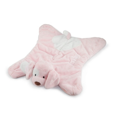 Personalized Gund Pink Puppy Comfy Cozy Blanket