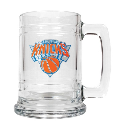 New York Knicks Beer Mug - UPC 825008225572