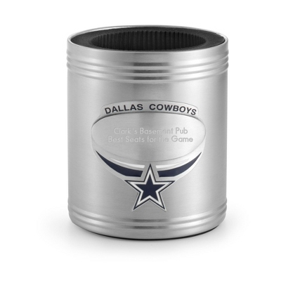 Dallas Cowboys Can Coozie - UPC 825008225916