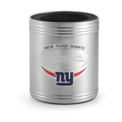 New York Giants Can Coozie - UPC 825008225923