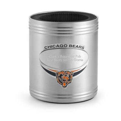 Chicago Bears Can Coozie - UPC 825008225930