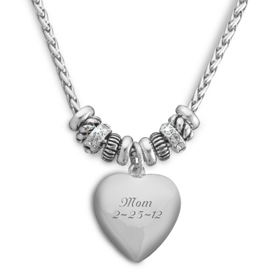 Engraved Necklaces - 24 products