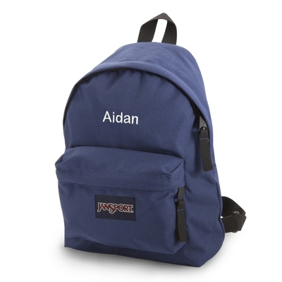 Small Navy Backpack - UPC 825008227545