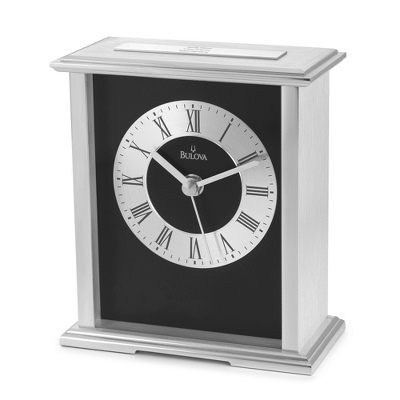 Bulova Baron Clock - Home Clocks