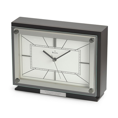 Bulova Braeburn Clock - Home Clocks