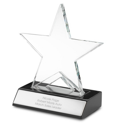 Step Star Award