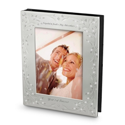 Personalized Wedding Photo Albums 8x10