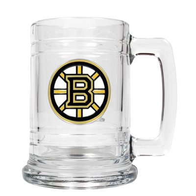 Boston Bruins Beer Mug - Flasks & Beer Mugs