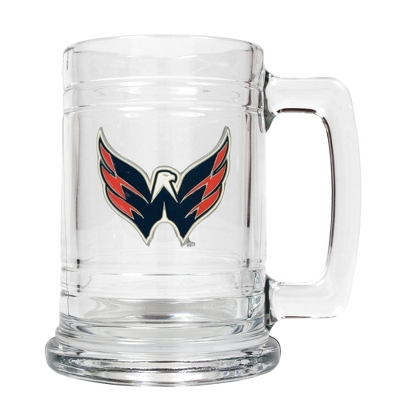 Washington Capitals Beer Mug - Flasks & Beer Mugs