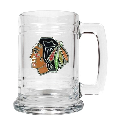 Chicago Blackhawks Beer Mug