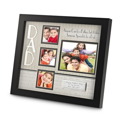 Picture Frames with Engraved Plates
