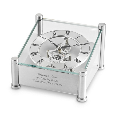 Bulova Quantum Clock - Business Gifts For Her