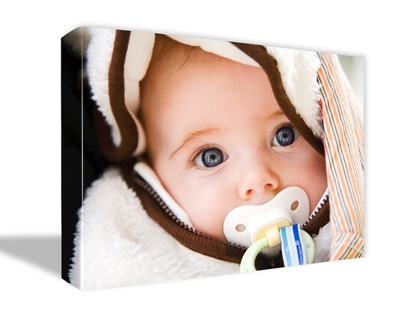 "24"" x 36"" Photo to Canvas Art: Color - $149.99"