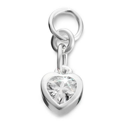 Heart Crystal Accent
