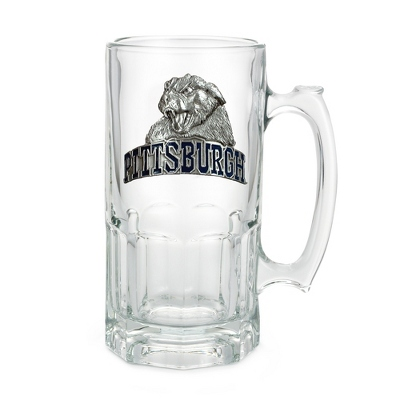 University of Pittsburgh 34oz Moby Beer Mug