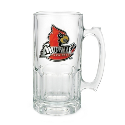 University of Louisville 34oz Moby Beer Mug - UPC 825008238800