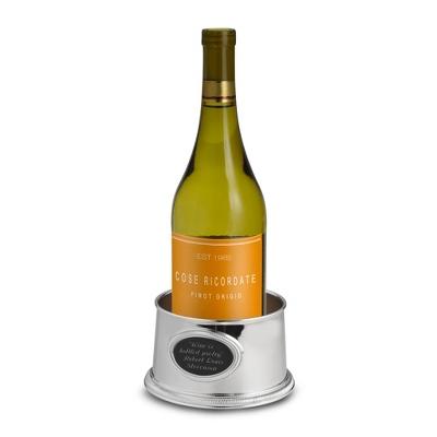 Engraving Wine Bottles
