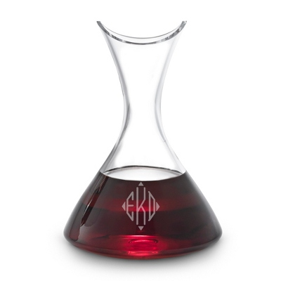 Modern Aerating Wine Carafe