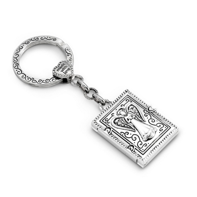 Expressions Angel Key Chain