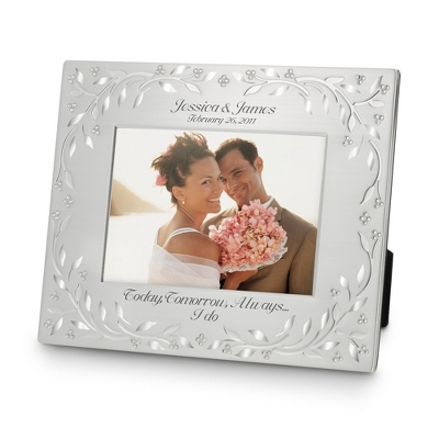 8 X 10 Engraved Picture Frame