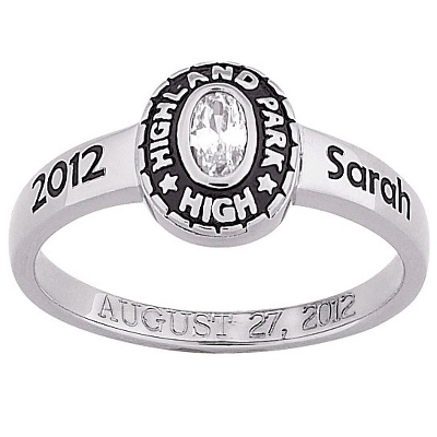 Personalized Womens Rings